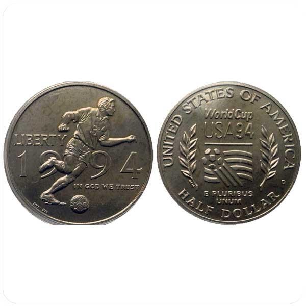 50 центов 1994 года. Чемпионат Мира по футболу