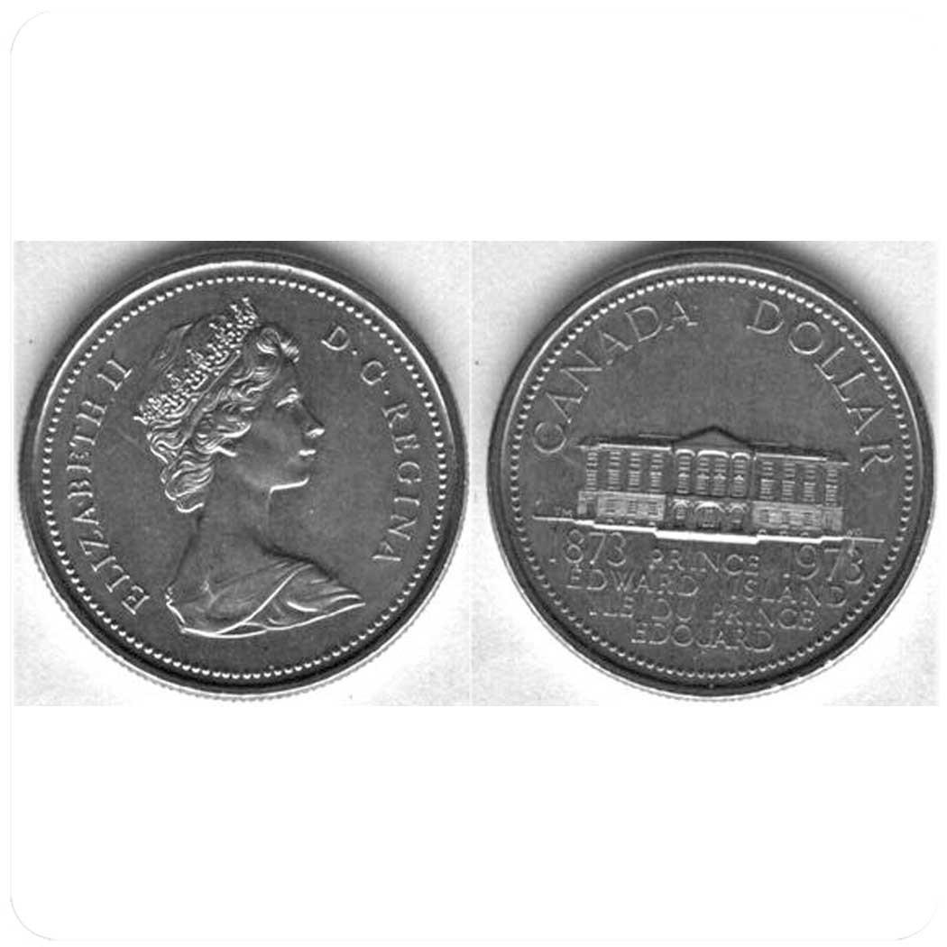 Канада 1 доллар 1973 г