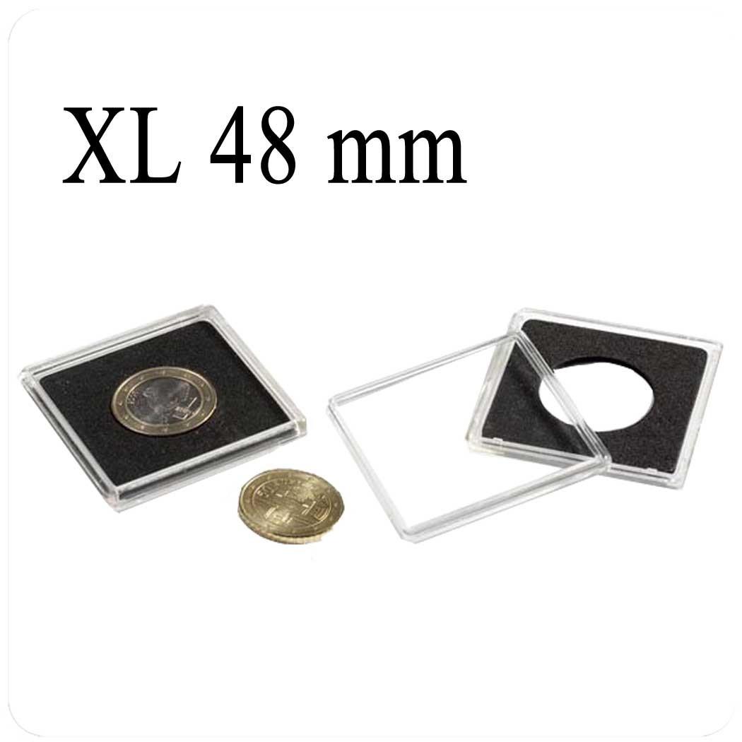 Квадратные капсулы Quadrum (Квадрум) XL48 мм