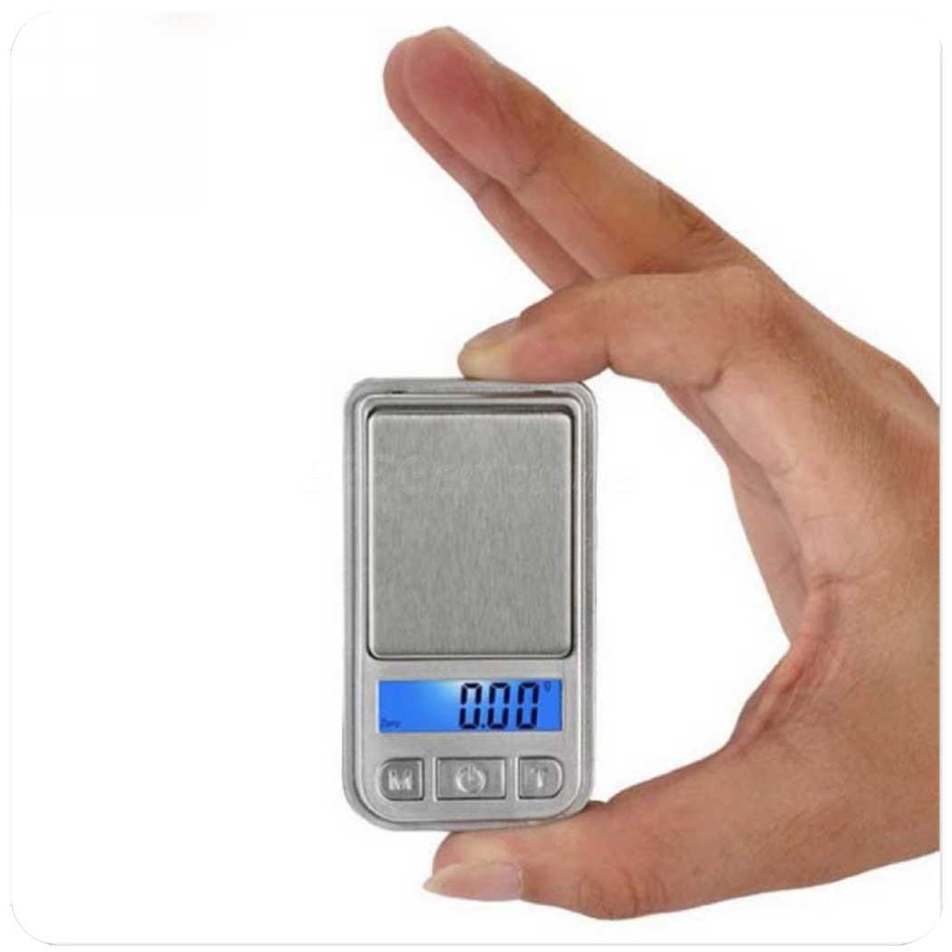 Карманные весы MINI SCALE
