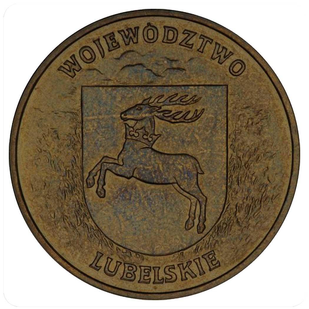Польша 2 злотых 2004 года