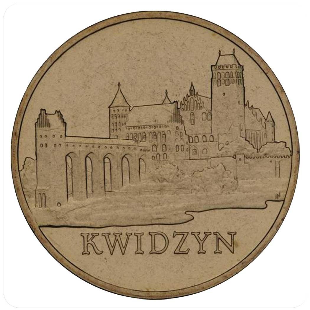 Польша 2 злотых 2007 года