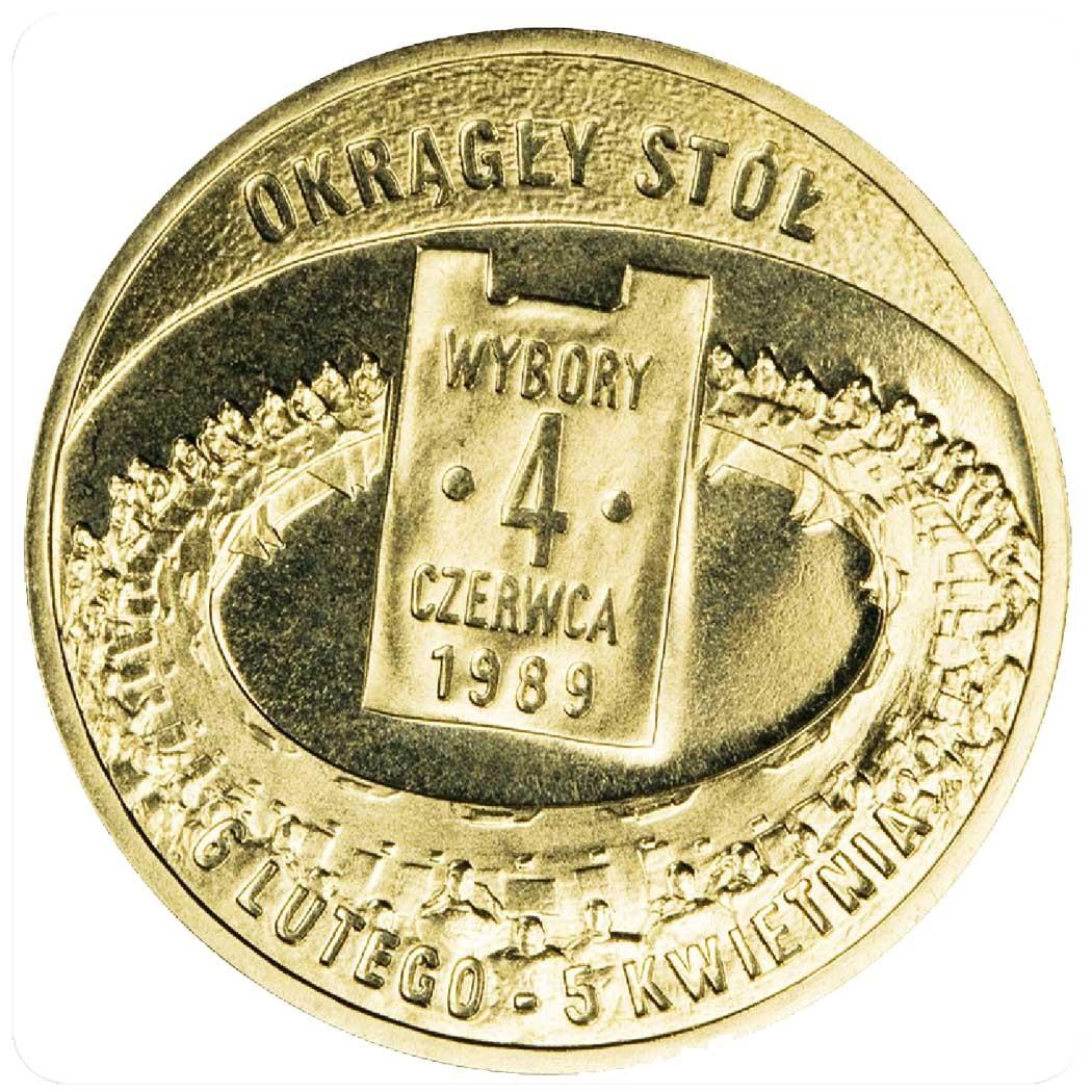 Польша 2 злотых 2009 года