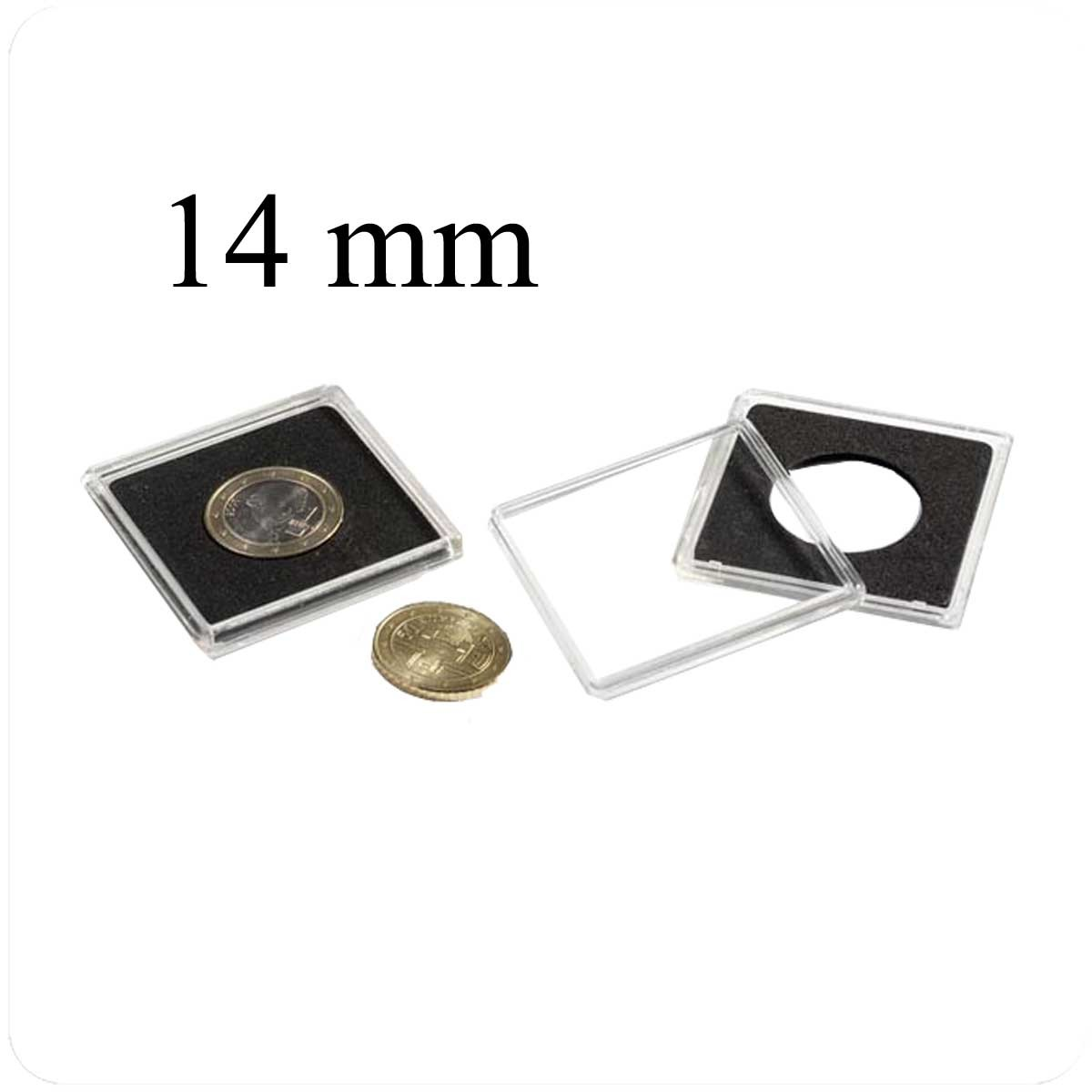 Купить капсулы для монет quadrum leuchtturm германия россия .